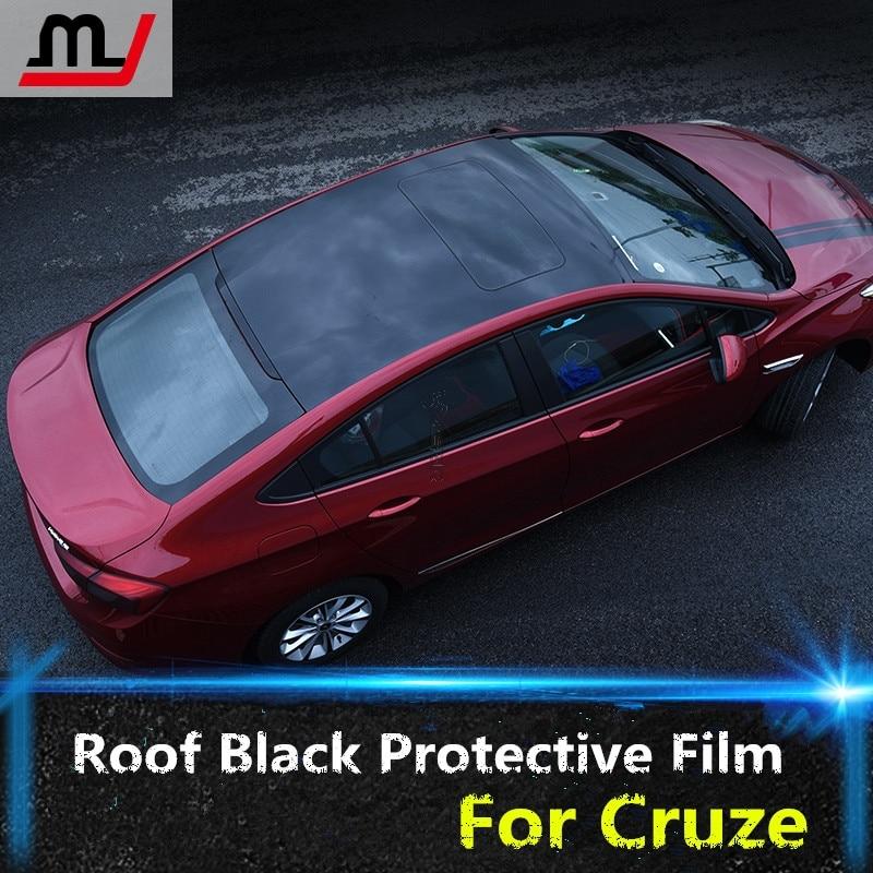 Good Look Beautiful Cool Roof Black Protective Film