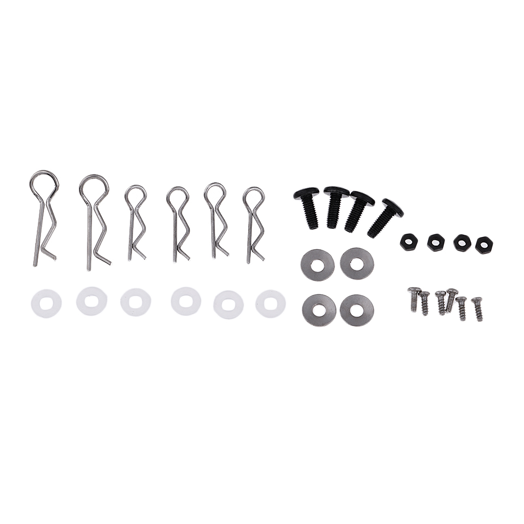 1/10 Scale Plastic Modification Parts for On Road RC Drift