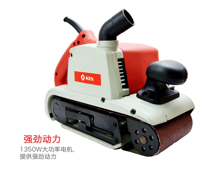 S1T-SH01-100 1350W belt sander electrical tool grinding tool belt sander at good price and fast delivery 900w car polisher tool at good price gs ce emc certified and export quality