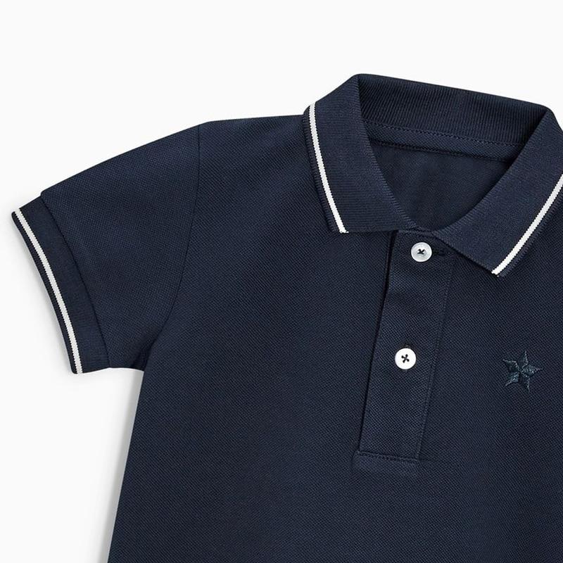 b0b7c79e3 Mottelee Summer Boys Polo Shirt Kids Short Sleeve Tops Solid ...