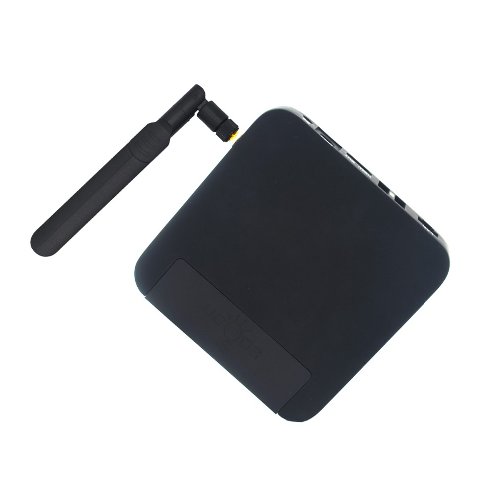 Aktiv Ugoos Ut3 Plus 1000 Mt Lan 2,4g 5g Wifi Bluetooth 4,0 Hdmi Eingang Android Tv Box 2 Gb Ram 16 Gb Rom Rk3288 4 Karat Hd Smart Set-top-box Hohe Belastbarkeit