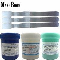 AMTECH 559 223 RMA218 100g Lead Free Solder Flux Paste For SMT BGA Reballing Soldering Welding