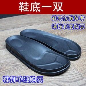 Image 1 - Mannen Polyurethaan Zool Strand Dikke Foundation Lichtgewicht slijtvaste Anti slip Sandalen Handgemaakte Lederen Schoenen Materiaal