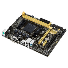 Free shipping 100% original Desktop motherboard for A58M-E DDR3