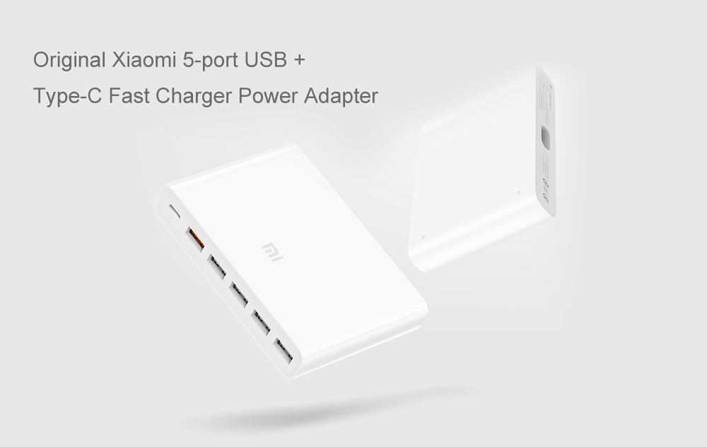 xiaomi 10 port USB charger 5