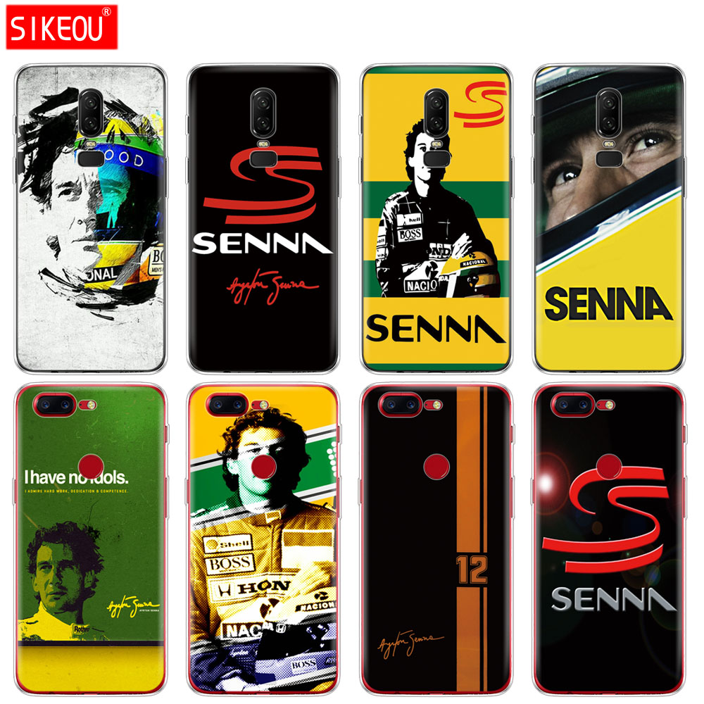 silicone-cover-phone-case-for-oneplus-one-plus-6-5t-5-3-a3000-a5000-ayrton-font-b-senna-b-font