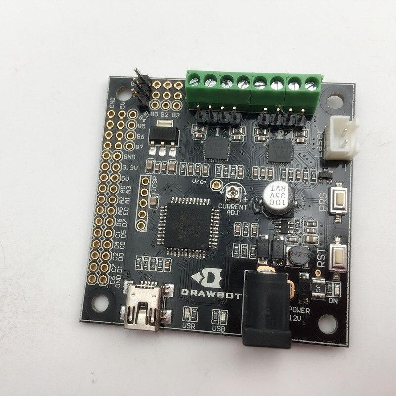 Funssor EiBotBoard bord eggbot zeichnung maschine wichtigsten control board-in 3D Druckerteile & Zubehör aus Computer und Büro bei AliExpress - 11.11_Doppel-11Tag der Singles 1