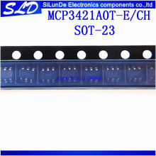 Free Shipping  20pcs/lot MCP3421A0T E/CH MCP3421A0T MCP3421 18BIT 3.75SPS 1CH SOT23 6 new and original in stock