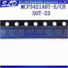 Gratis Verzending 20 stks/partij MCP3421A0T E/CH MCP3421A0T MCP3421 18BIT 3.75SPS 1CH SOT23 6 nieuwe en originele in voorraad