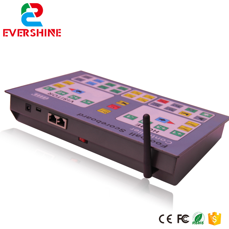 Efficient Controller 2017 the Most Popular LED Sports Scoreboard Console Wifi Control board