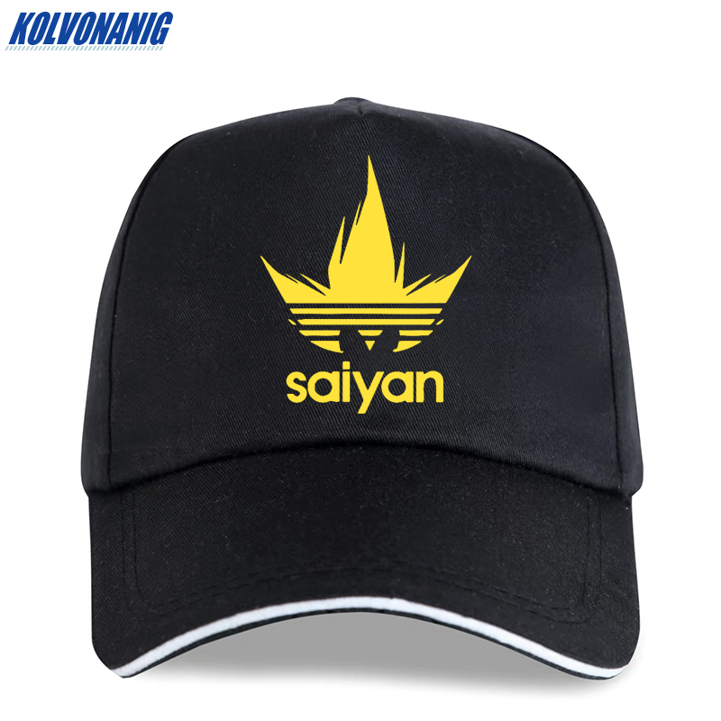 2019 New Dragon-Ball Z Saiyan Print   Baseball     Caps   For Men Women cotton Vegeta Dad Hat Unisex Black Adjustable Snapback Sun   Caps