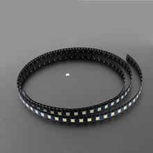50 шт./компл. 3535 2W 6V SMD светодиодный Подсветка ТВ SMD лампы Диоды для подавления переходных скачков напряжения холодный белый ЖК-дисплей ТВ Подсветка светильник-излучающий диод ремонт светодиодный светильник s