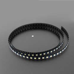 50 шт./компл. 3535 светодиодный 2 Вт 6 в SMD LED подсветка ТВ SMD лампа диоды холодный белый ЖК-Телевизор подсветка светодиод ремонт Светодиодный