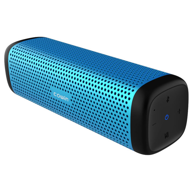 Cowin 6110 Bluetooth 4.1 Stereo Portable Speaker with 16W Enhanced Bass TF Card