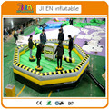 6persons wipe out inflatables,inflatable wipeout course,inflatable wipeout