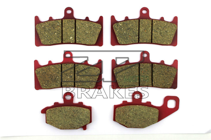 Brake Pads Ceramic For Front + Rear KAWASAKI ZX-9R B3/B4 Ninja 1996-1997 OEM New High Quality ZPMOTO 180 16 9 fast fold front and rear projection screen back