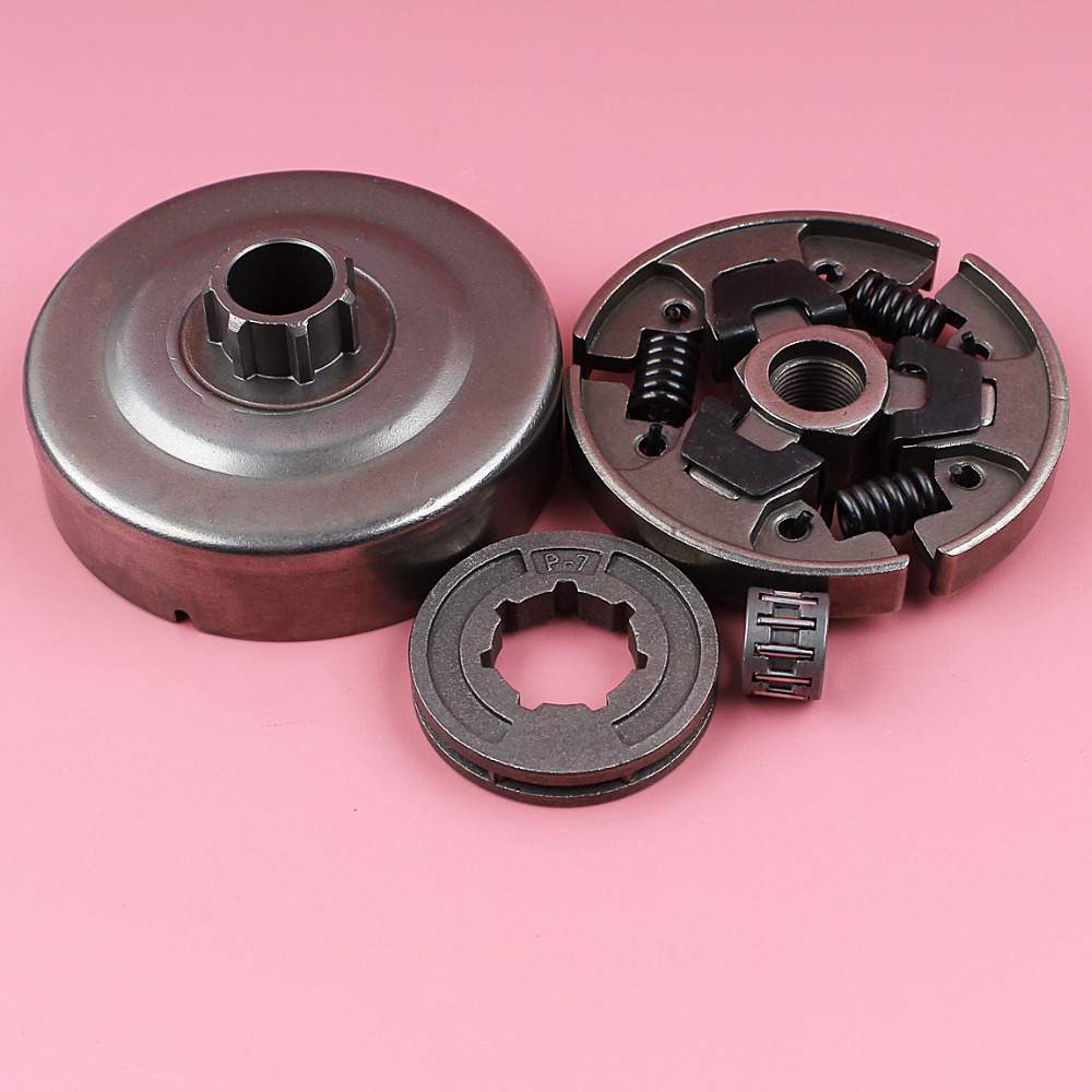 Clutch Sprocket Drum Rim For Stihl MS180 MS170 018 017 MS250 MS 180 170 250 Needle Bearing Chainsaw Replace Spare Part P7 17mm