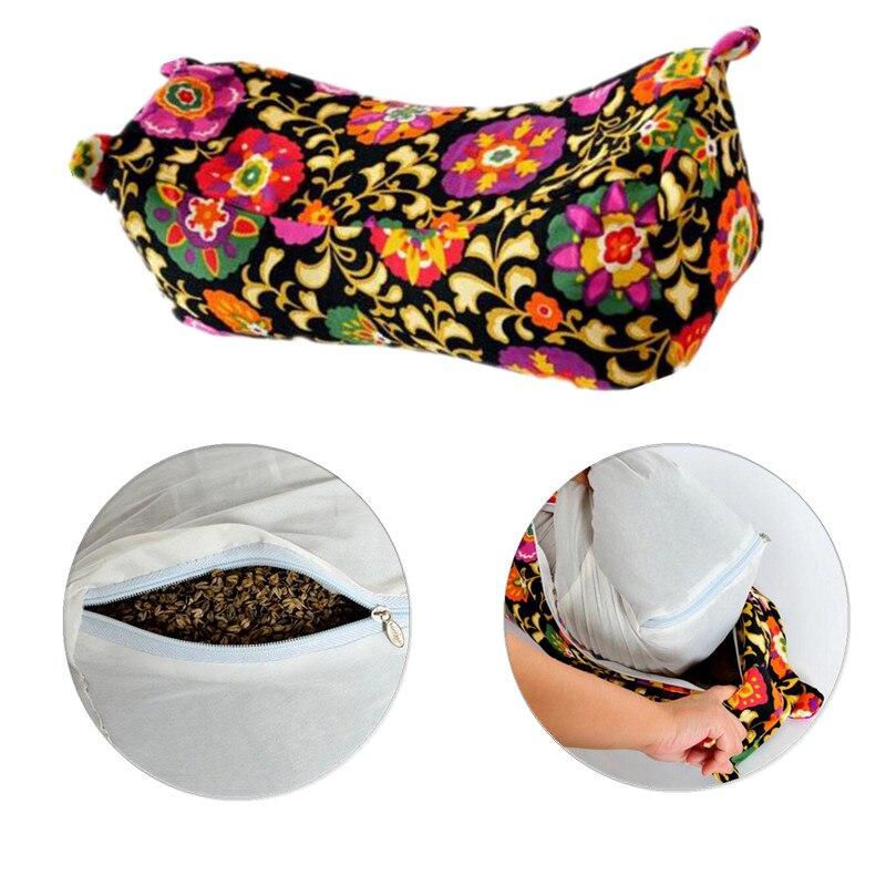 old man pillows health care pillows pure buckwheat 1 pcs whole buckwheat pillowchina
