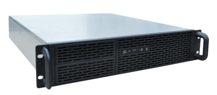 все цены на 2U YT215 2U 550MM long server chassis common ATX power bit server middle board онлайн