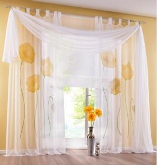 popular beautiful sheer curtains-buy cheap beautiful sheer