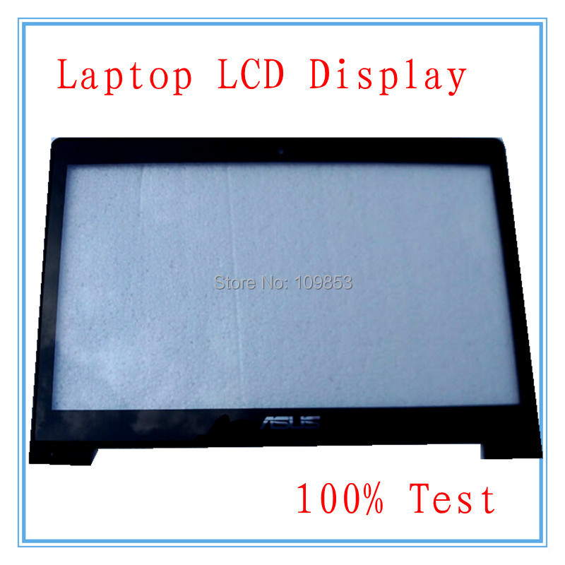 For 14 ASUS VivoBook S400 S400CA TCP14F21 V1.1 Touch Panel Touch Screen Digitizer with frame