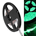 5M 300 LEDs SMD 2835 Flexible Strip Light Ribbon Truck Decoration Green
