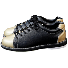 Men Bowling Shoes Light Weight Mesh Breathable Platform Sneakers Wearable Comfortable Shoes AA10082(China)