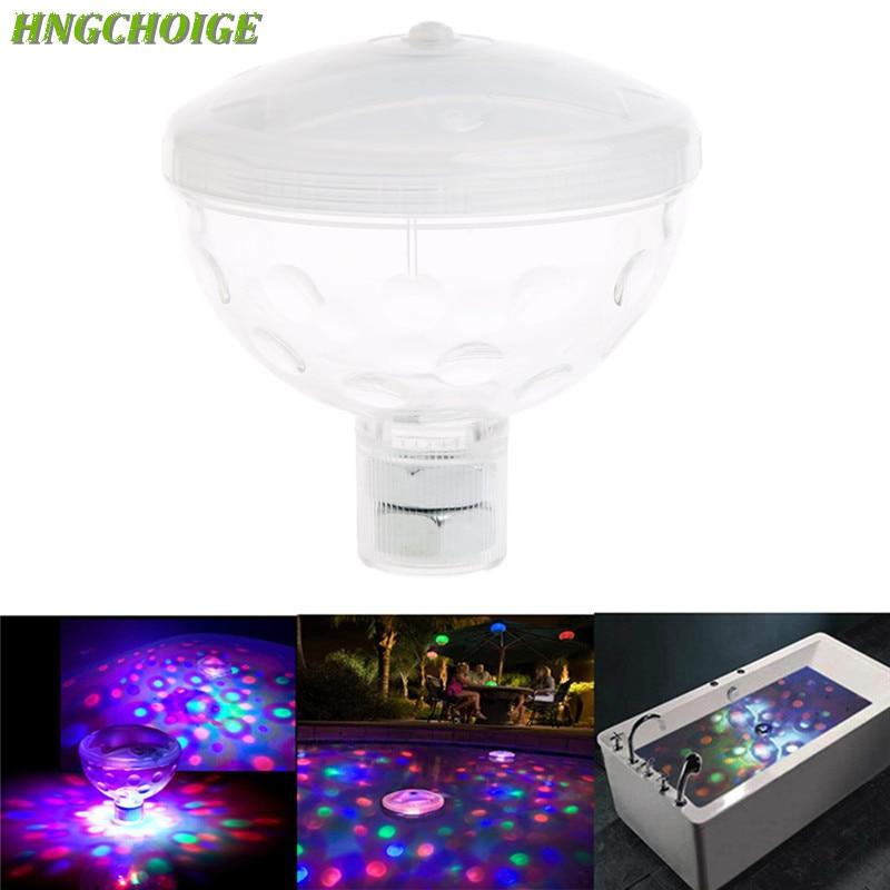 Submersible LED Color Change Light Aquarium Hot Tub Party Waterproof Lamps Bulbs