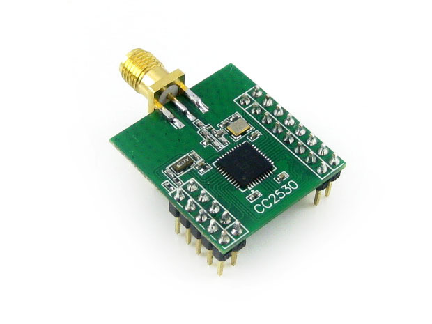 Parts ZigBee Module Wireless Communication Evaluation Kit Motherboard CC2530F256+ Core2530 + 2.2LCD + 3Modules = CC2530 Eval K