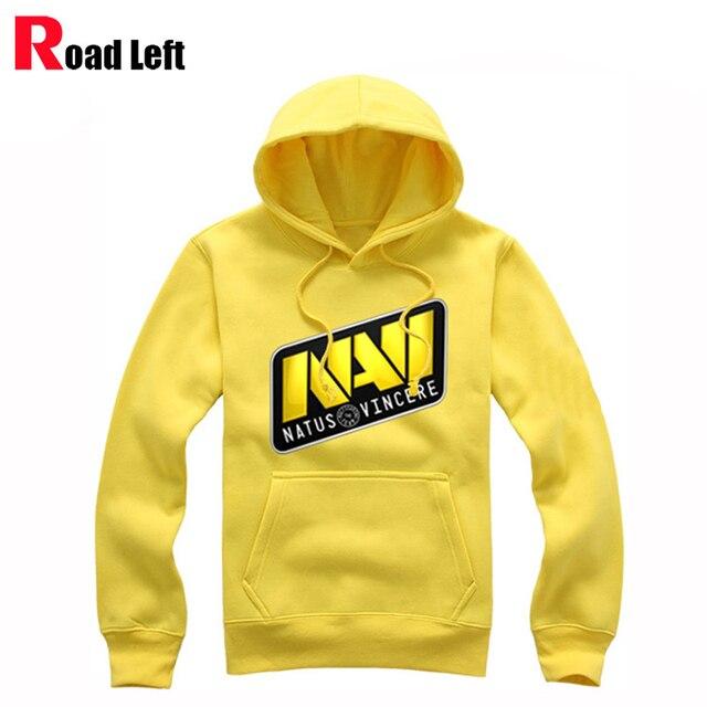 Men/Women Clothing Navi Cotton Hoodies Boy Sweatshirt Mens Natus Vincere CS Dota 2 Gamer Tracksuits Men Casual Hoodie