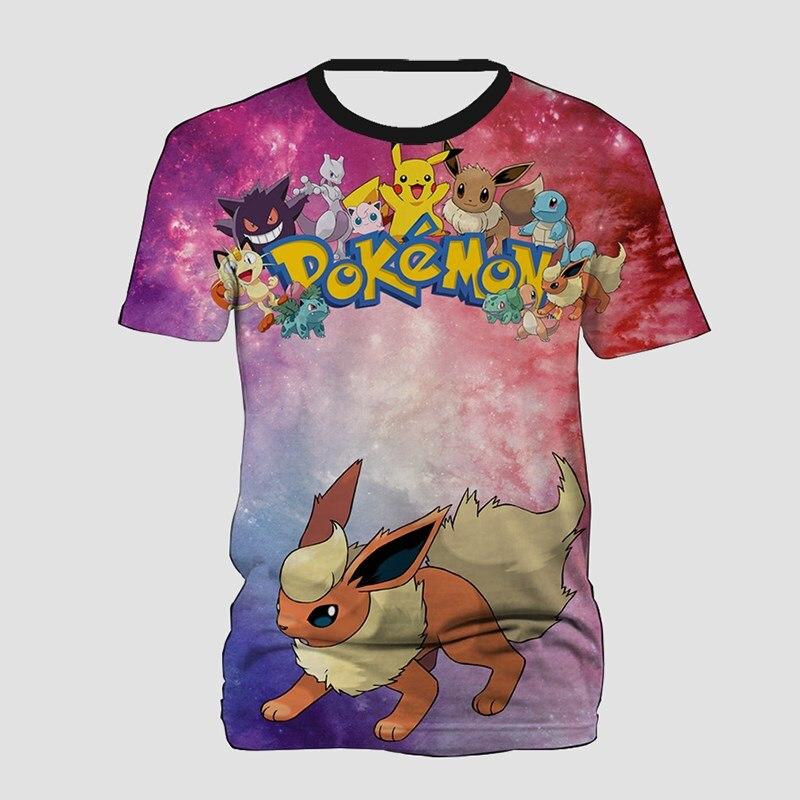 font-b-pokemon-b-font-flareon-galaxy-space-t-shirt-for-women-men-summer-short-sleeve-t-shirts-3d-printed-tee-tops-streetwear-casual-t-shirt