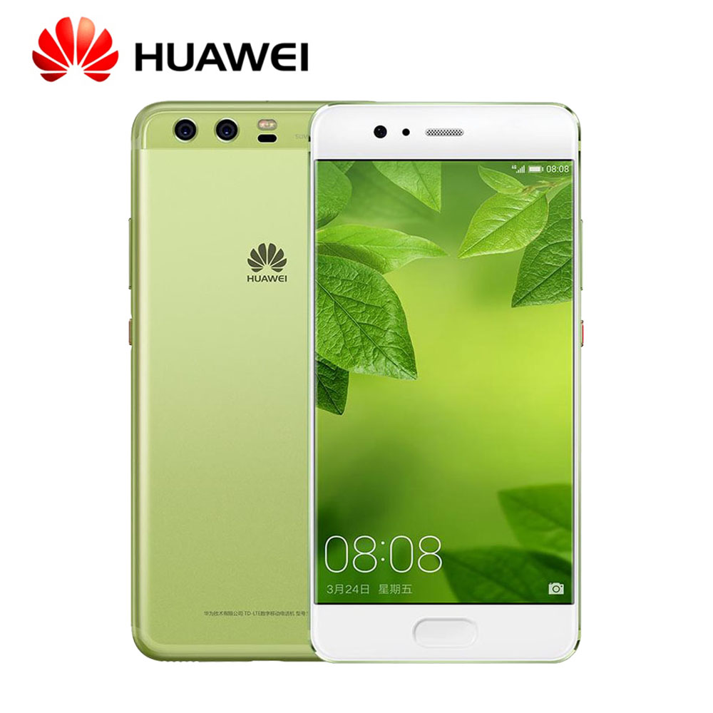 1ca6bbaa4982e Origianl 5.5 Inch Huawei P10 Plus 6GB RAM 64GB ROM Color 20.0MP Smartphone  Fingerprint ID Leica Camera kirin 960 Octa Core