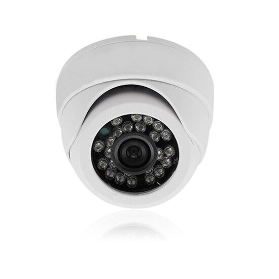Full HD AHDH 1080P Camera HD 2.0MP Analog Camera 24 IR LED Night Vision Indoor Dome Security CameraFULL HD Via IR Cut Filter 4 in 1 ir high speed dome camera ahd tvi cvi cvbs 1080p output ir night vision 150m ptz dome camera with wiper