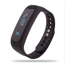 Health Fitness Tracker Smart Bracelet Wristband for iPhone 5 6 plus 7 HTC Xiaomi Meizu Huawei Samsung Bluetooth Smart Band Watch