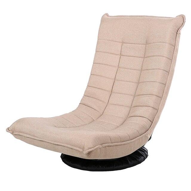 Floor Chair Swivel: 360 Degree Swivel Video Rocker Gaming Chair Adjustable
