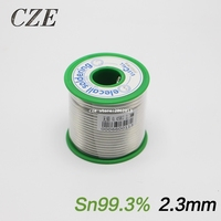 Free Shipping Leed Fee Health Rosin Core Tin Welding Wire Solder Iron Accessories For Circuit Board 99.3% Tine 450g 0.5 2.3mm