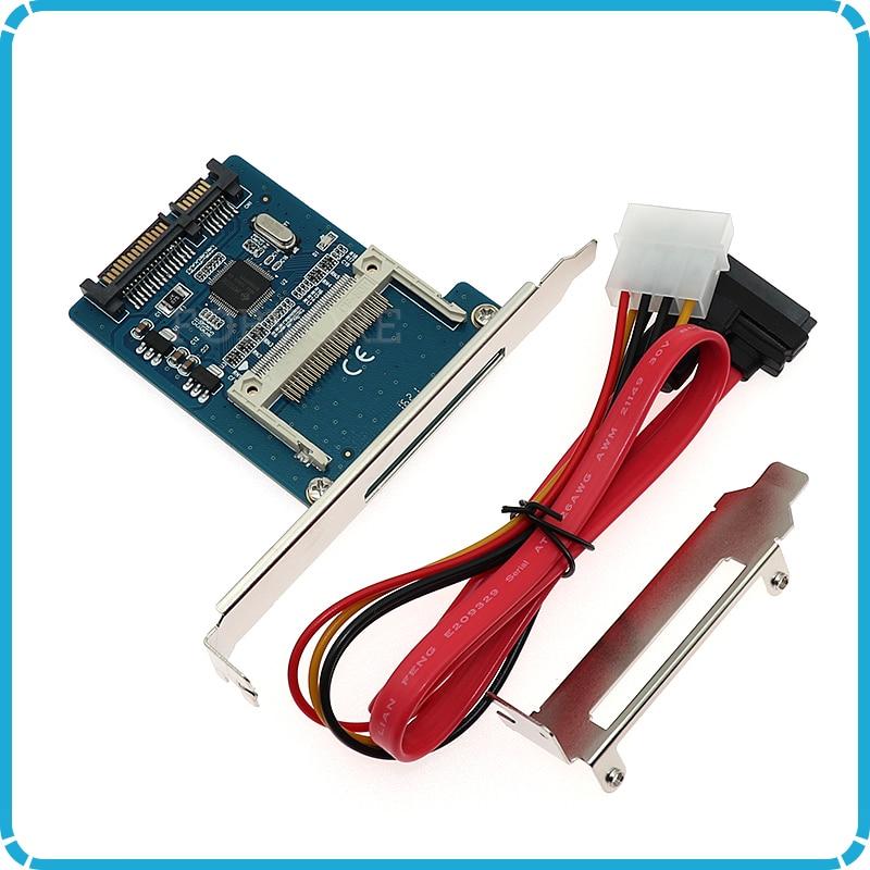 """Wholesale CF to 22PIN SATA HDD adapter card 2.5"""" sata to CF converter CF Reader Card"""
