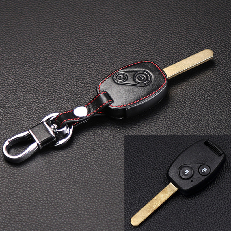 2017 High Quality Car Key Leather Case Car Key Style Auto