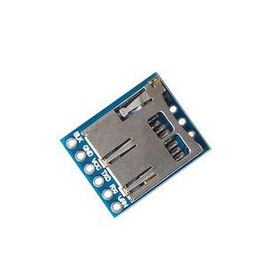 Регистратор данных Openlog Serial с открытым исходным кодом ATmega328 Поддержка Micro SD
