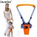Venta caliente Baby Senderismo Asistente Alas Niño Walk Aprendizaje Arnés De Seguridad Ajustable Cinturón de Protección Portador Arquero Andador