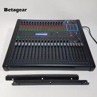 Betagear Digital Mixer Audio DGM1640 16 channel profissional audio mixer Built in 100 kind DSP effect 19 rack mount mixer stage