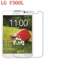 3 PCS HD telefone filme PE toque preservar a visão para LG Optimus Vu F300L 3 protetor de tela com Limpar