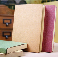 Wholesale Sketch Book Sketchbook For Drawing Graffiti Paiting Kraft And Whtie Paper 128 Sheets Office School