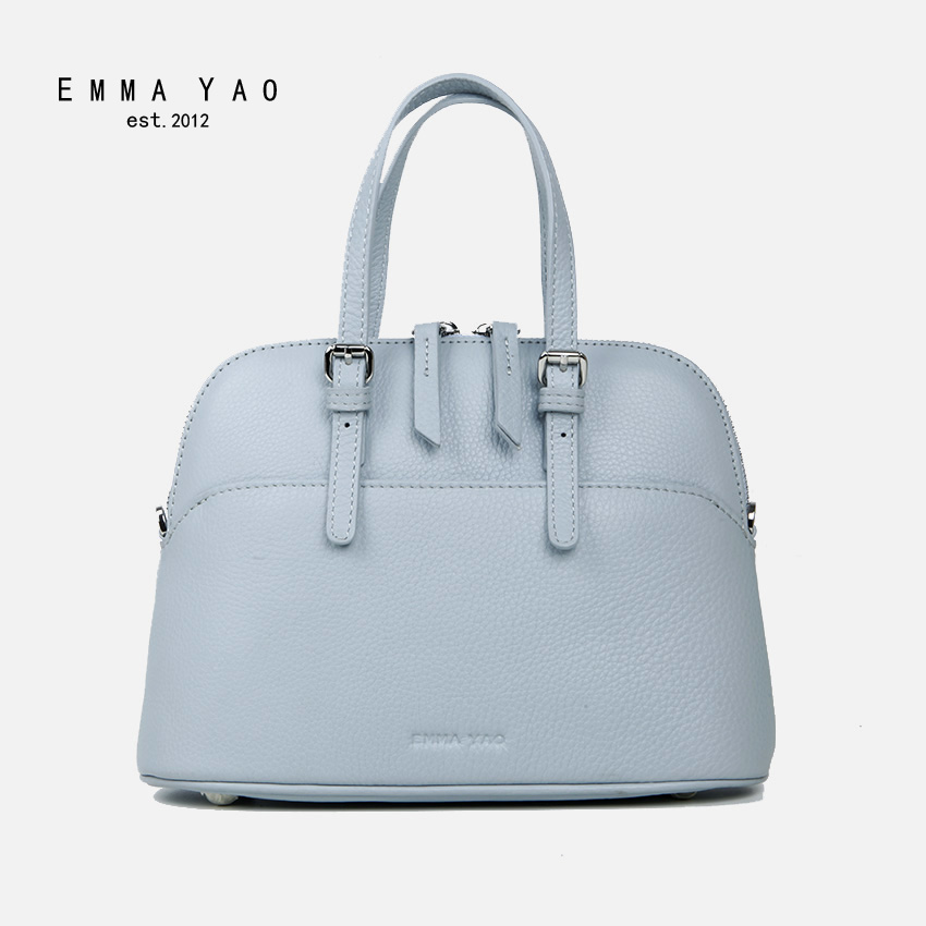 EMMA YAO women bag fashion Korean women messenger bags brand crossbody bag emma yao women bag leahter shoulder bags famous brand crossbody bags
