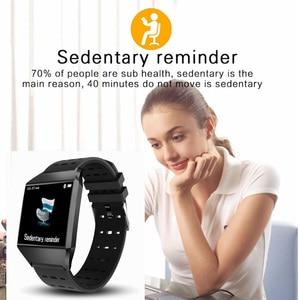 Image 5 - Wearpai W1C montre intelligente étanche moniteur de fréquence cardiaque tension artérielle FitnessTracker moniteur de sommeil Fitness montre pour IOS Android
