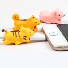 Cable Buddies | Cute Animal Bite Protector For iPhone