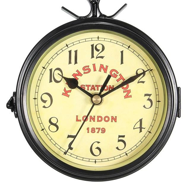 Retro Style Wall Clock – Kensington