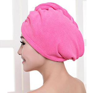 Hair Towel Women Bathroom Super Absorbent Quick-drying Thicker microfiber Bath Towel Hair Dry Cap Salon Towel(China)