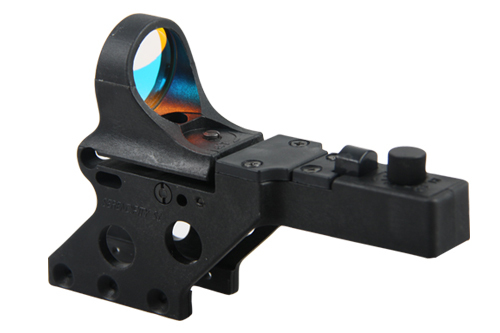 ФОТО air soft Free shipping hot sale 1*29 red dot scope w/ serendipity mount for hunting GZ20029