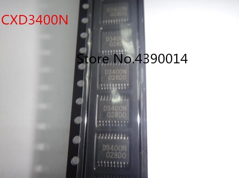 10 adet/grup CXD3400 CXD3400N D3400N SOP10 adet/grup CXD3400 CXD3400N D3400N SOP